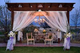 attractive wedding outdoor chandeliers for gazebos home decorations inside designs 18