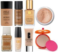 photo gallery of the tips to find best makeup for oily skin
