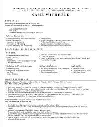 Free Resume Maker Word Sample Resume Letters Job Application