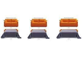 go small campeggi sofa bed milia
