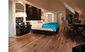 Knotty Walnut Natural Collection By Mirage Floors Mirage - Black and walnut bedroom furniture