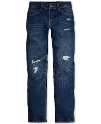 Levis Husky Jeans Size Chart 502 Regular Tapered Fit Jeans Big Boys