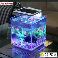 fish tank lighting ideas. Fish Tank Bowl Acrylic Aquarium Square Mini . Decor Ideas Lighting