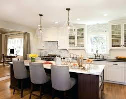 glass pendant lights for kitchen including terrific dining in design 4 pendants mercury brown kitchen island and clear glass schoolhouse pendants
