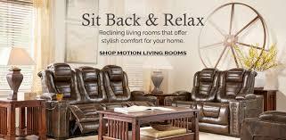 now for motion livingroom furniture