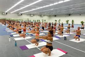 bikram yoga fremont street