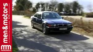 BMW 740i - Review (1998) - YouTube