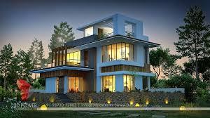 3D Exterior Rendering Creative Decoration Impressive Decorating Design
