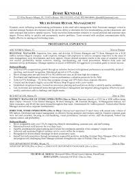 objective sales resumes typical retail operation manager resume objective sales manager