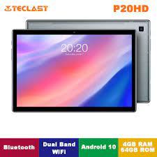 Teclast P20HD SC9863A Octa Core 4GB RAM 64GB