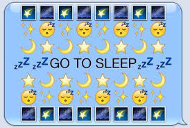 goodnight emoji emoji goodnight text emoji world