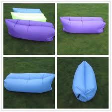 inflatable garden furniture. modern beach sunshine inflatable lazy sofa garden sleeping bed equipment waterproof nylon gas for travel holiday camping furniture u