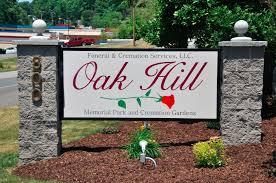 oak hill sign