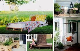 how to build diy outdoor seating