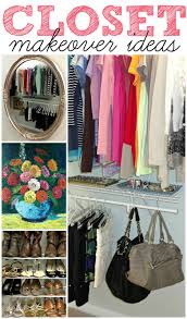 the 50 closet makeover