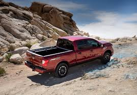 Nissan Titan: America's Best Truck Warranty