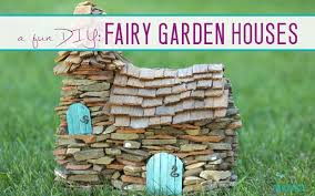 how to make a fairy garden house. Simple Make Build The Cutest DIY Fairy Garden Houses EVER Intended How To Make A House E