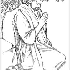 Small Picture Coloring Pages For Jesus Praying In The Garden Archives Mente
