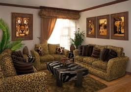 Leopard Bedroom Decor Leopard Print Bedroom Decorating Ideas