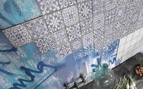 Decorative Tiles Australia Sydney Moroccan Vintage Tiles Encaustic Pattern Tiles Subway Tile 2