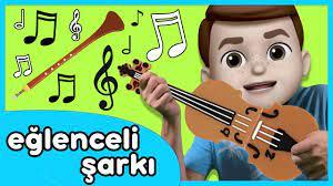 Müzik Aletleri Düğüne Gitmiş - Enstrümanları Öğreten Çocuk Şarkısı - YouTube