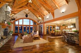 Fabulous Kitchen Designs Mesmerizing Ceiling Angles And Beams Fabulous Collection Of 48 Great Room