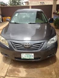Neatly Used Toyota Camry 2007 For Sale - Autos - Nigeria