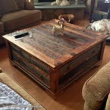 fantastic rustic square coffee table 2016 rustic square coffee tables with storage square coffee