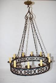 adorable antique metal chandelier your house inspiration large antique french wrought iron chandelier at 1stdibs