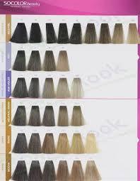 Matrix Socolor Grey Coverage Color Chart Matrix Hair Color Chart Book Matrix Hair Color Swatch Book
