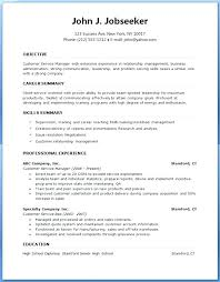 Simple Resume Exampleprin Inspiration Resume Template Job Basic Awesome Simple Download Indeed Jobs