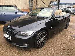 BMW 3 Series bmw 3 series convertible : Used Bmw 3 Series Convertible 3.0 325i Se 2dr in Surbiton, Surrey ...