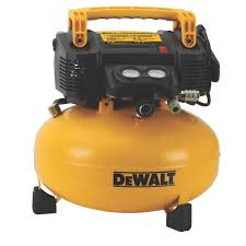 dewalt dwfp55126 6 gallon 165 psi pancake compressor amazon com