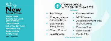 Stereo Love Charts Word Music Church Resources Word Choral Club Church Music