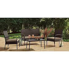 Patio Furniture Sets Chair Pads Seat Cushions & more Bed Bath