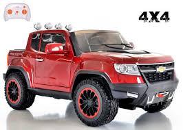 4 wheel drive 4x4 Offroad Ride On Pickup Truck w/ remote control ...