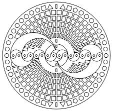 Small Picture 148 best Hobby colouring pages geometric mandalas doodles
