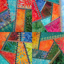 1000+ images about Embroidered Quilts on Pinterest   Traditional ... & In the hoop crazy quilting and embroidery for quilt blocks - MollyMine.com Adamdwight.com