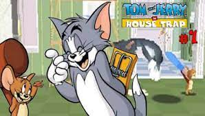 Let's Play: Tom & Jerry: House Trap (PSX) - PART 1 - Pwning Tom! - YouTube