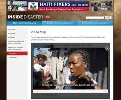 when haiti was devastated by an earthquake canada s ptv ions was ready to shoot film and make an extraordinary