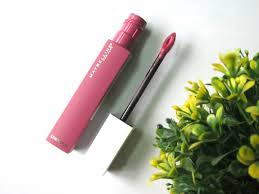 maybelline superstay matte ink liquid