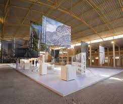 Exhibition Design Blog Beeah Marks Sharjah Architecture Triennial With Design