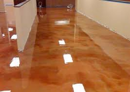 epoxy flooring colors. Epoxy Coating With High Gloss Flooring Colors