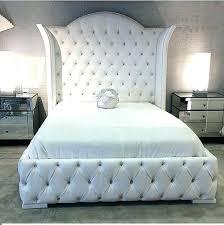 White Tufted Bedroom Set Headboards Tufted White Headboard White ...
