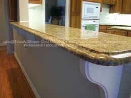 granite countertops keller granite raised bar