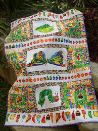 58 best Quilts - Very hungry caterpillar quilts images on ... & Chasing Cottons: The Hungry Caterpillar Finished Quilts Adamdwight.com