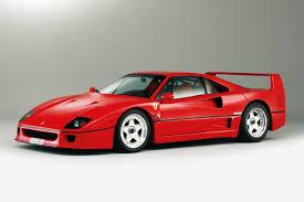 The ferrari f40 '92 is a road car produced by ferrari. Extreme Machine The Inside Story Of The Ferrari F40 Classic Sports Car
