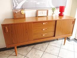 Schreiber Bedroom Furniture Vintage 70s Schreiber Retro Sideboard Unit Cabinet Teak Danish