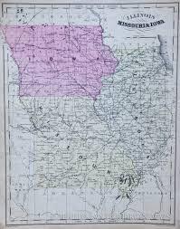 map of illinois missouri and iowa ()