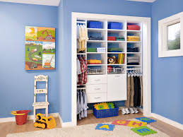 kids closet organizer system. Sometimes Divide And Conquer Is The Way To Go. For This Child\u0027s Bedroom Closet, Kids Closet Organizer System